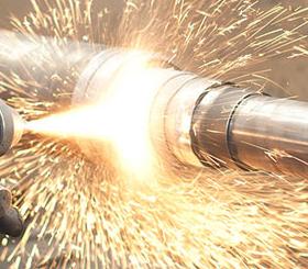 metal-spraying