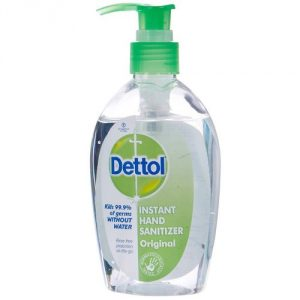 Hand Wash & Sanitisers
