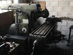 Used & Reconditioned Workshop Machinery