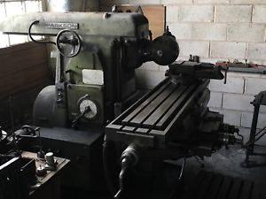 Used Workshop Machinery