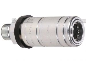 Hydraulic-Quick-Release-Rigid-Mounted-Break-away-Coupling-1-2-Female-with-M22-x-15-male-thread