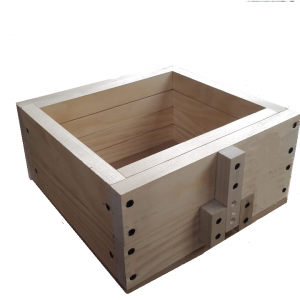 Hardwood Mould boxes