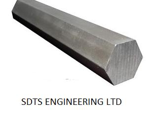 Steel Hexagonal Bar (Imperial)